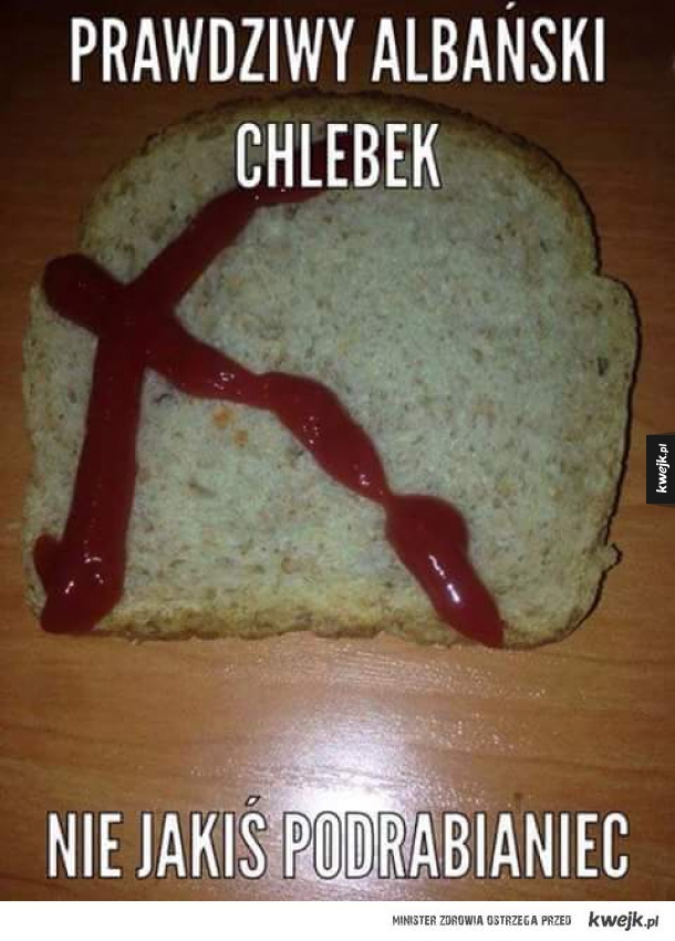 Prawdziwy chleb!