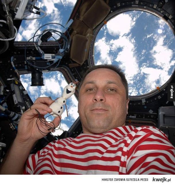 Zdjęcia, jakie robią kosmonauci na Międzynarodowej Stacji Kosmicznej