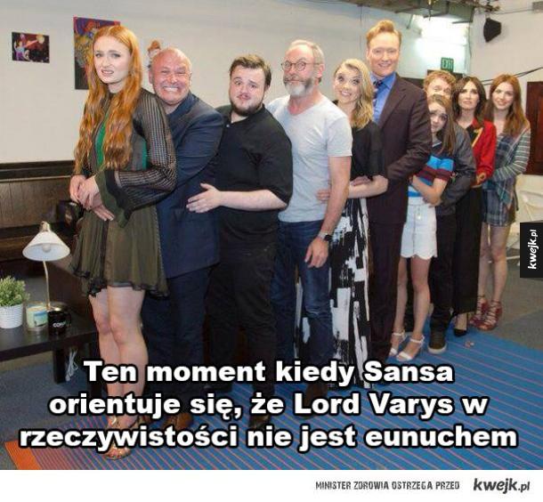Biedna Sansa