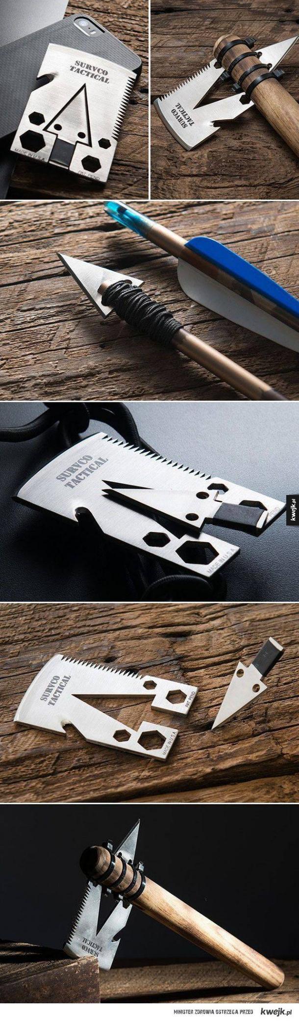 Doskonałe narzędzie dla facetów