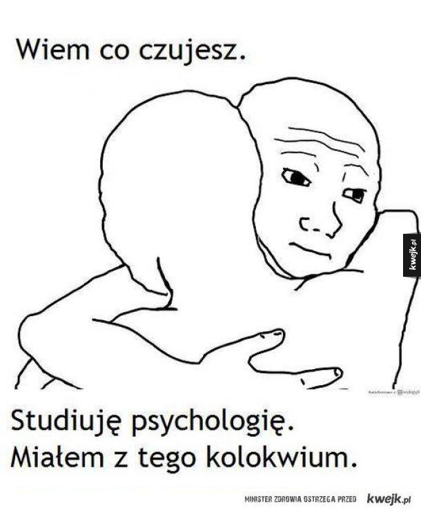 Ludzie z psychologii...