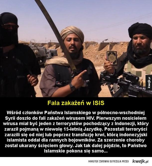 ISIS fail
