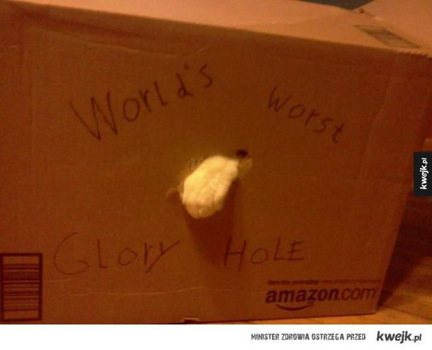 Najgorsze glory hole