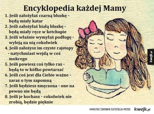 Życiowe prawy, które zna każda mama