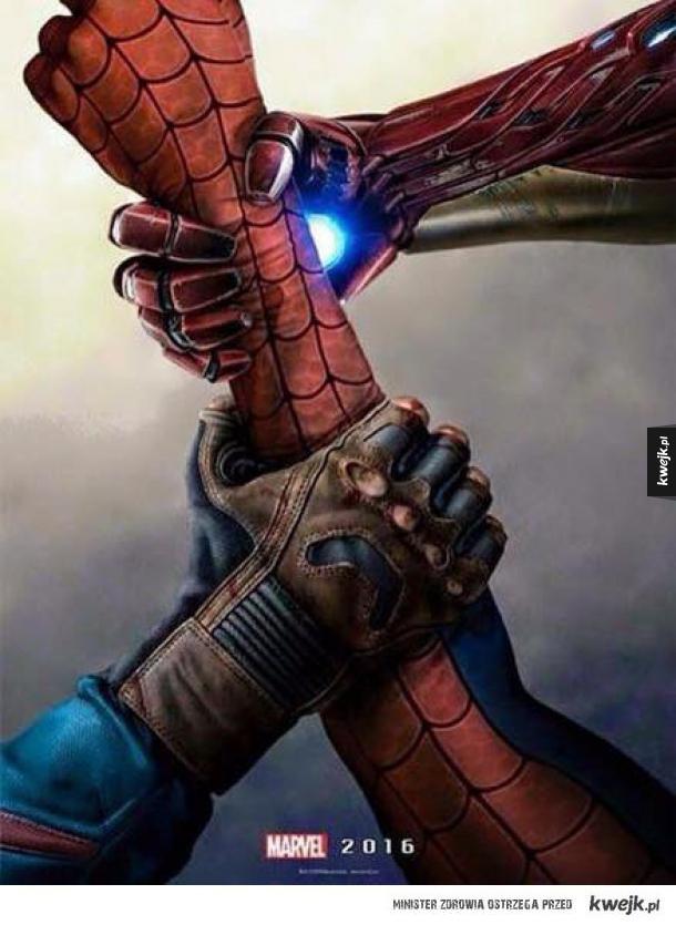 Civil War tak się zapowiada...