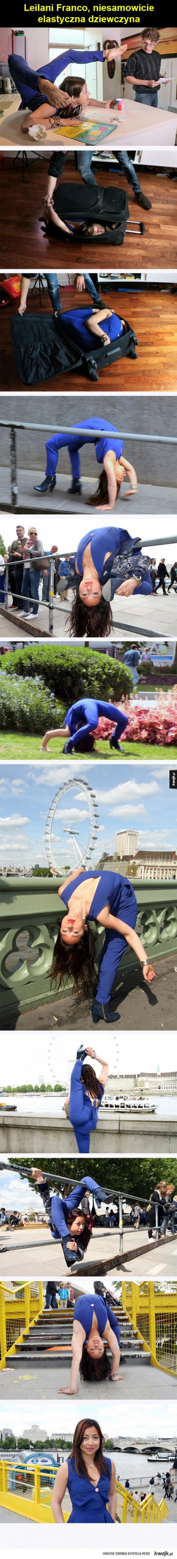To się nazywa elastyczność