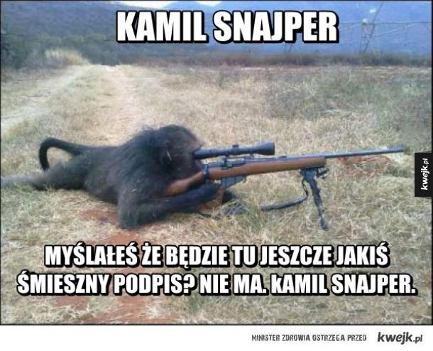 Kamil Snajper