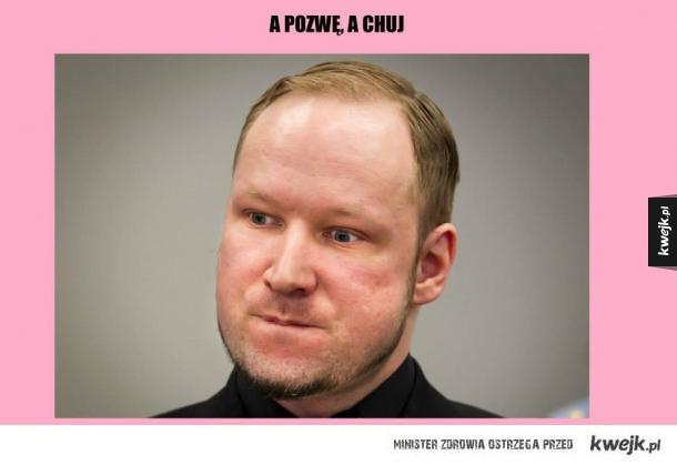 Breivik vs Norwegia