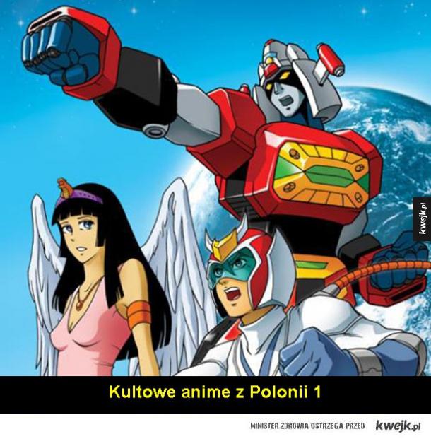 Anime naszego dzieciństwa
