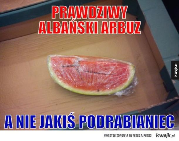 Prawdziwy albańczyk