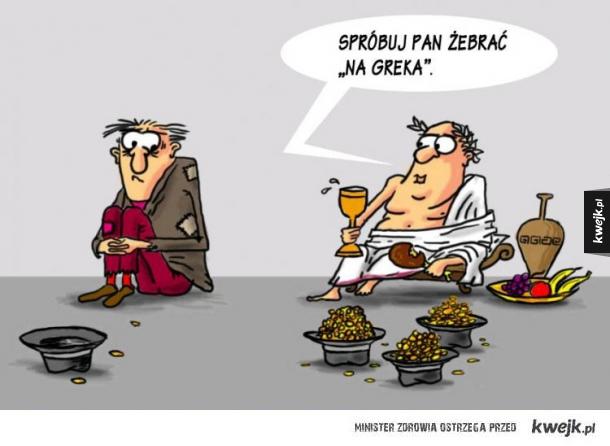 Zebranie Na Greka