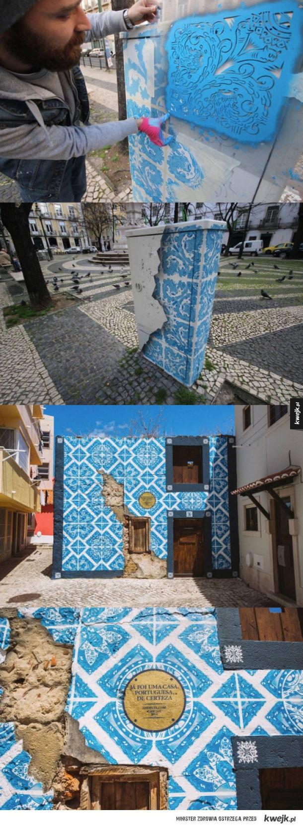 Portugalski streetart