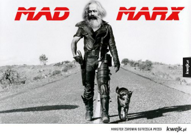 Mad Marx...