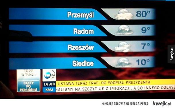 Jedziemy do Przemyśla?