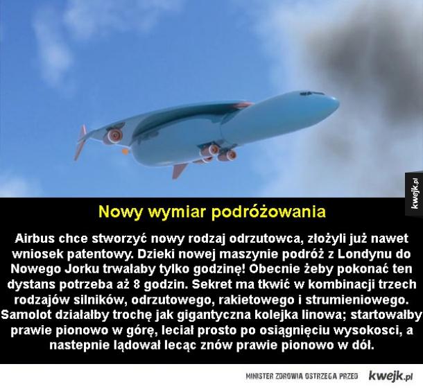 Super szybki samolot
