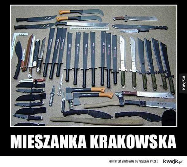 Mieszanka Krakowska...