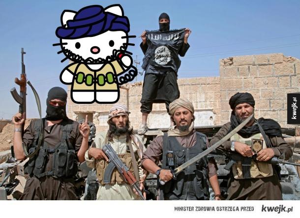 Hello Kitty Muzułmanin