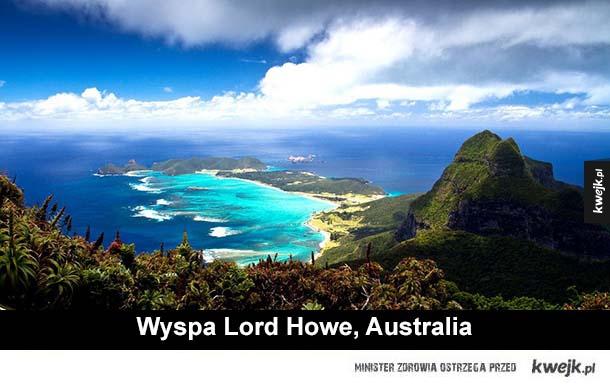 Miejsca idealne na wakacje, gdzie nie roi się od turystów - islandia, usa, klasztor, francja, peru, australia, plaża, wyspa, maroko