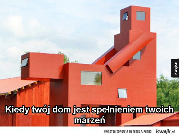 Architekt z fantazją