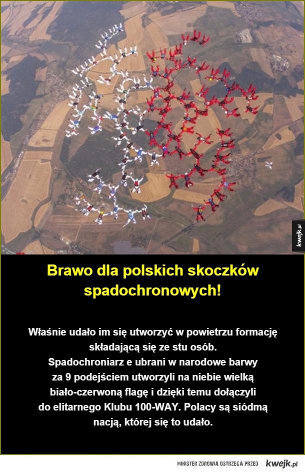 Polscy spadochroniarze