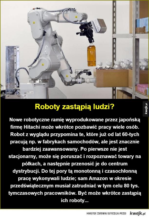 Nowy japoński robot