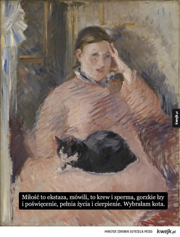 Miłość czy koty