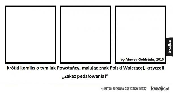 """Powstanie a współcześni """"patrioci"""""""