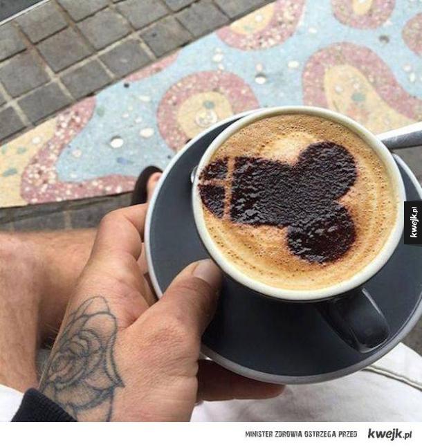 Może kawę?