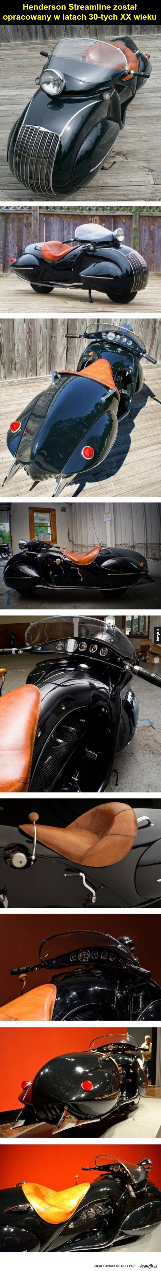 Najfajniejszy motocykl