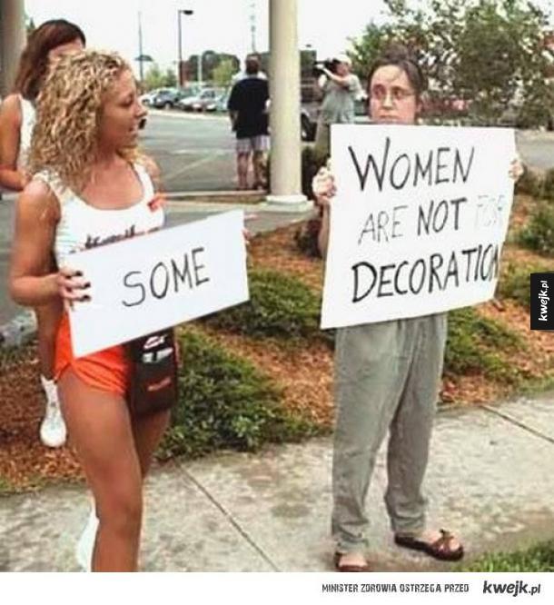 Niektóre kobiety