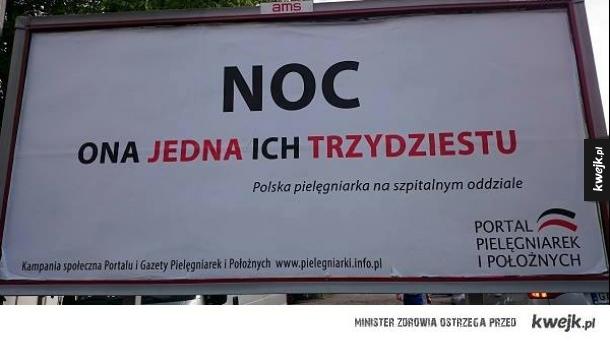 kampania pielęgniarek