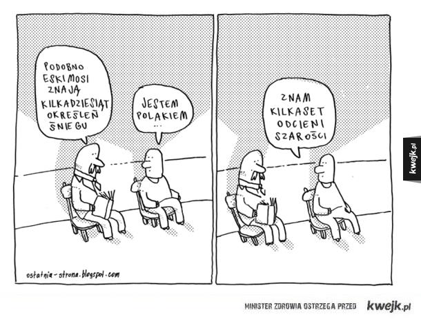 Polacy vs eskimosi