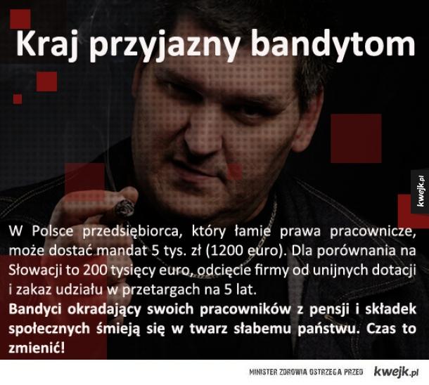 Polska i prawa pracowników