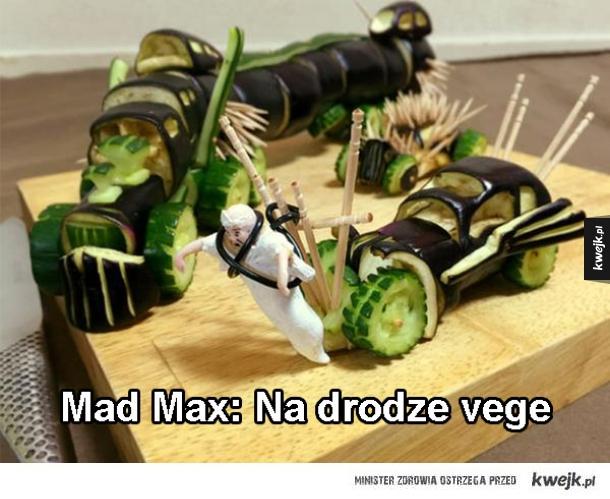 Mad Max w wersji wegańskiej