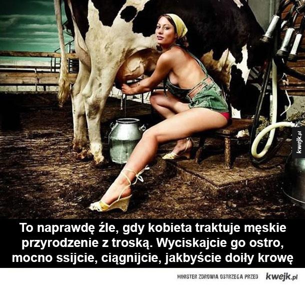 Najgłupsze damsko-męskie porady z Cosmo - kobieta, mężczyzna, fail, krowa, świeca, owoc, mango, test, quiz