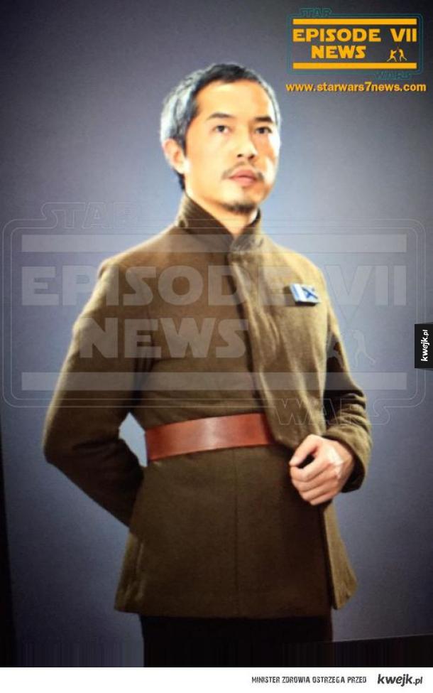 Ken Leung zagra generała ruchu oporu w nowych Gwiezdnych Wojnach