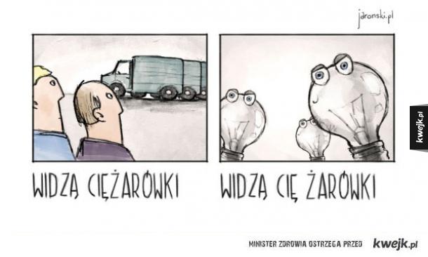 Gry słowem Pawła Jarońskiego