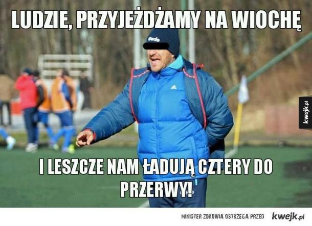 Trenerzy z Polski