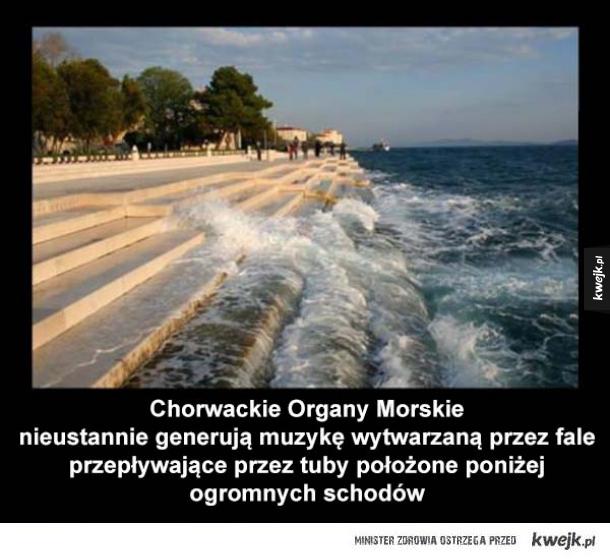 Organy Morskie