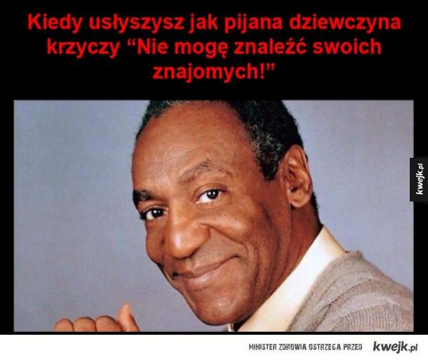Typowy Bill Cosby