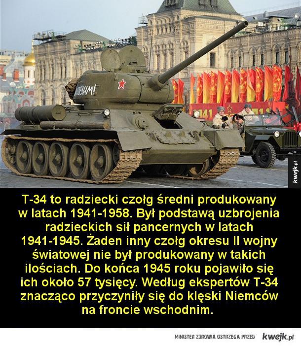 Najsłynniejsze czołgi w historii