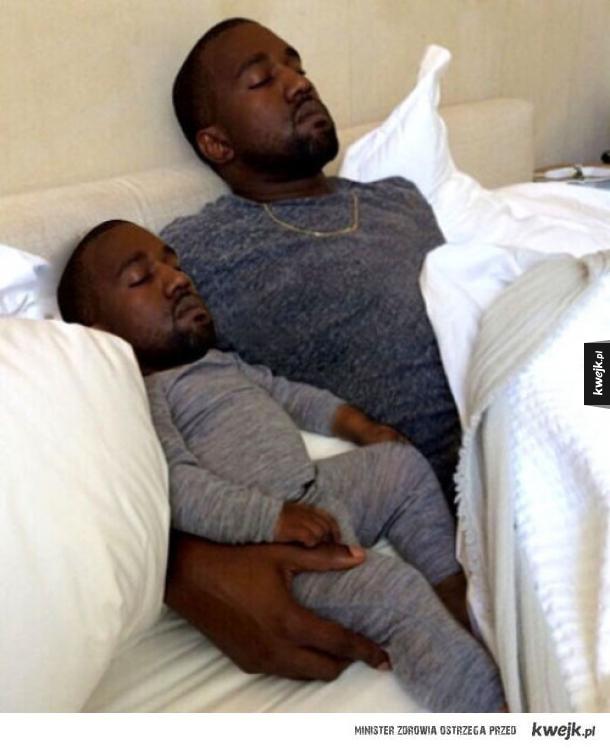 Kanye i North West