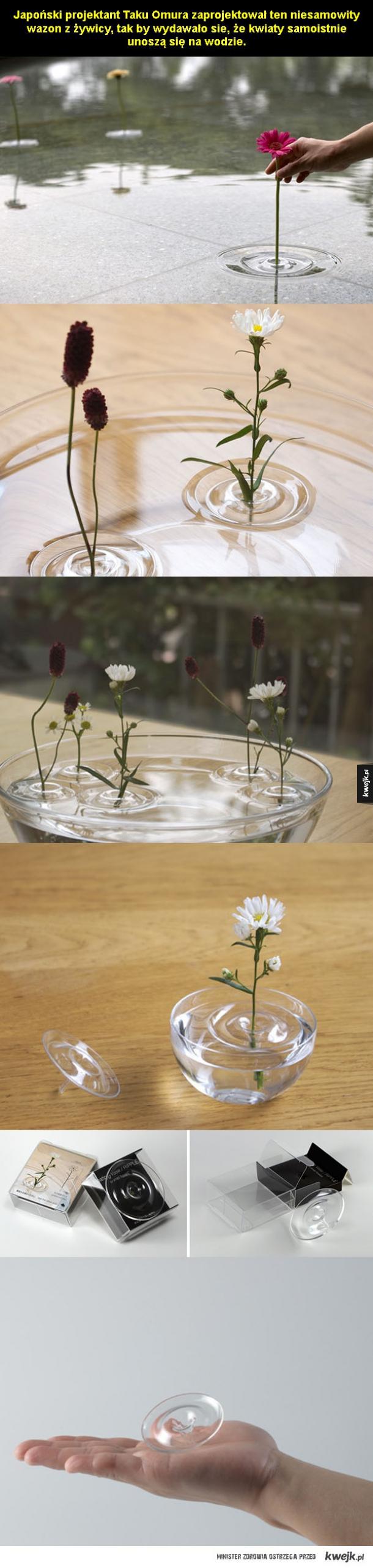 Niewidzialny wazon