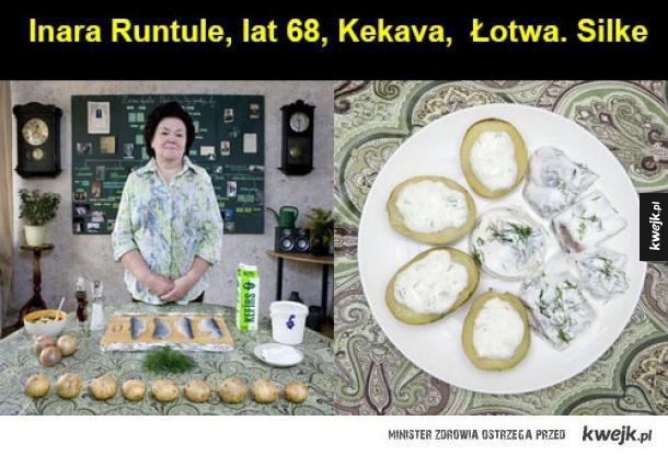 Co gotują babcie z całego świata
