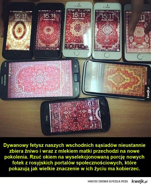Rosjanie Kochają Dywany Galeria Kwejkpl