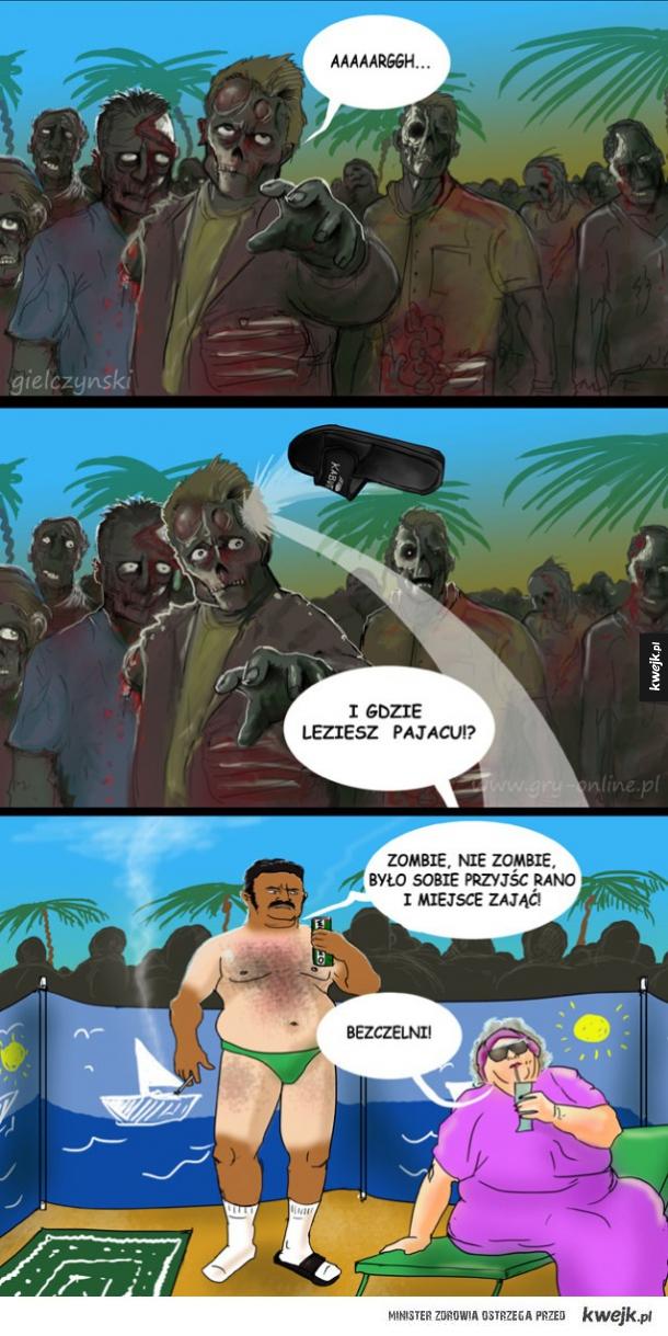 Gdyby zombie zaatakowały w Sopocie
