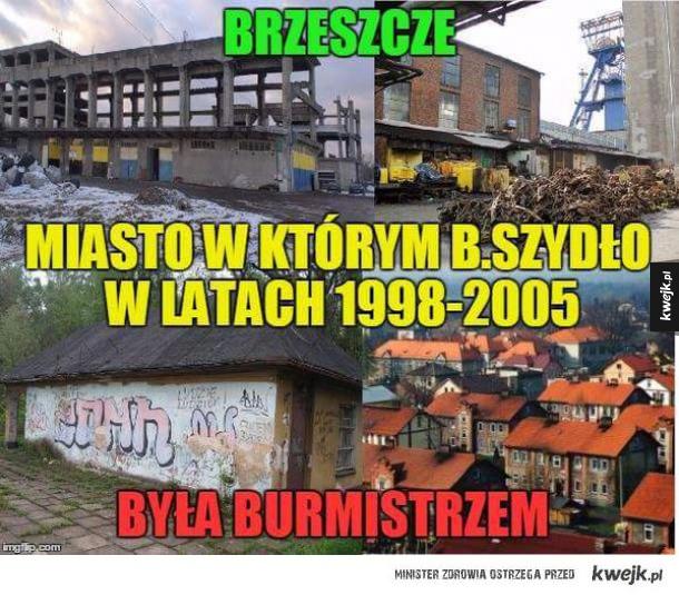 #Polska w ruinie