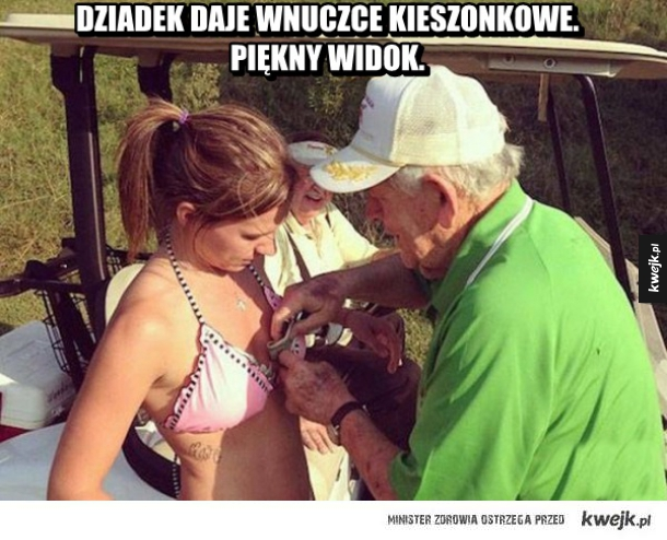 Wspaniały dziadek