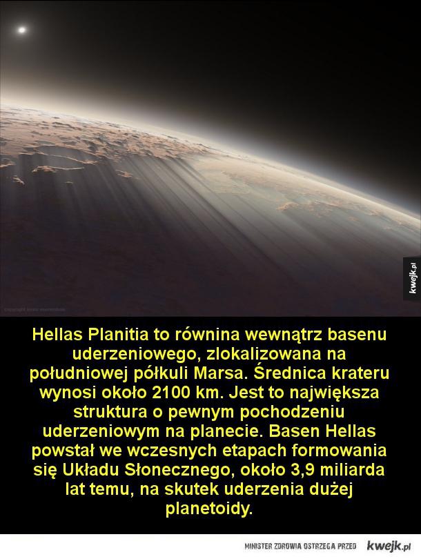 Mars jakiego nie znacie