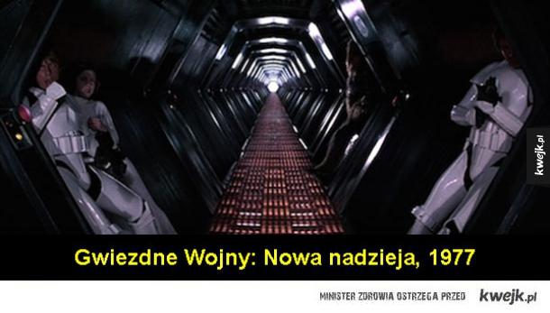 Nie ma dobrego filmu SF bez sceny w korytarzu